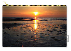 Sundown At The North Sea Carry-all Pouch