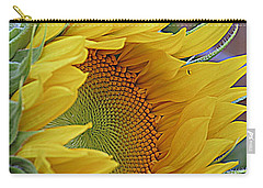 Sunflower Awakening Carry-all Pouch