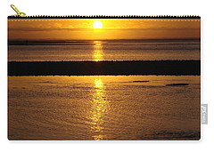 Sunkist Sunset Carry-all Pouch by Athena Mckinzie