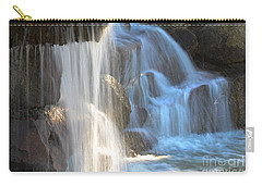 Sunlight On The Falls Carry-all Pouch