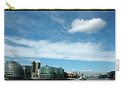 Sunny Day London Carry-all Pouch by Jonah  Anderson