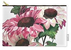 Carry-all Pouch featuring the painting Sunny Delight by Barbara Jewell