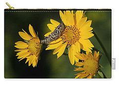 Sunny Hopper Carry-all Pouch