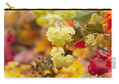 Sunny Mood. Amsterdam Flower Market Carry-all Pouch
