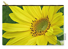 Carry-all Pouch featuring the photograph Sunny Side Up by Janice Westerberg
