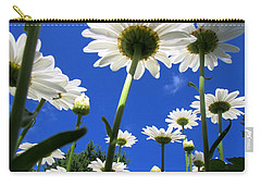 Sunny Side Up Carry-all Pouch by Pamela Clements