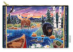 Colorado Wildlife Carry-all Pouches