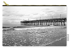 Sunrise At Surfside Bw Carry-all Pouch