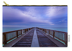 Sunrise At The Panama City Beach Pier Carry-all Pouch