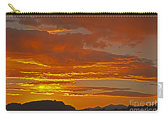 Sunrise Capitol Reef National Park Carry-all Pouch