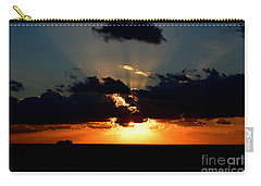 Sunset Cruise Carry-all Pouch by Gary Smith
