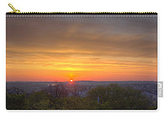 Sunrise Carry-all Pouch by Daniel Sheldon