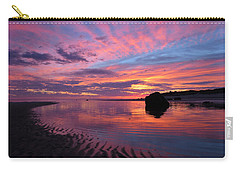 Sunrise Drama Carry-all Pouch by Dianne Cowen