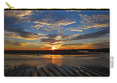 Sunrise Glory Carry-all Pouch by Dianne Cowen
