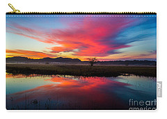 Sunrise Glory Carry-all Pouch