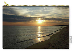 Sunrise In Norfolk Va Carry-all Pouch by Susan Savad