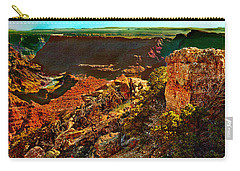 Sunrise Lipan Point Grand Canyon Carry-all Pouch