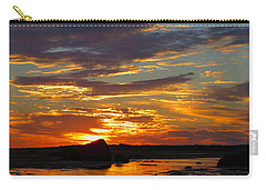 Sunrise Magic Carry-all Pouch by Dianne Cowen