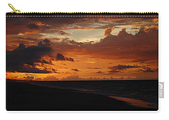 Carry-all Pouch featuring the photograph Sunrise  by Mim White