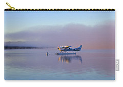 Sunrise On Lake Te Anu Carry-all Pouch