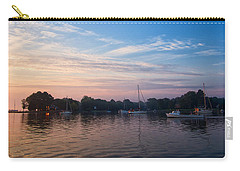 Sunrise On St. Michaels Md Harbor Carry-all Pouch
