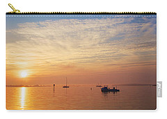 Sunrise On The Chesapeake Bay Carry-all Pouch