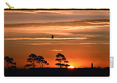 Sunrise Over Fenwick Island Carry-all Pouch