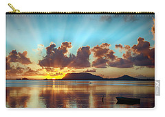 Sunrise Over Marine Corps Base Hawaii Carry-all Pouch
