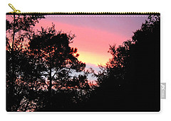 Sunrise Over Perry Carry-all Pouch