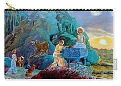 Sunrise Sonata Carry-all Pouch by Henryk Gorecki