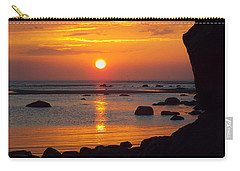 Sunrise Therapy Carry-all Pouch by Dianne Cowen