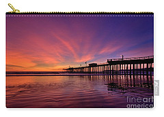 Sunset Afterglow Carry-all Pouch
