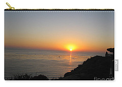 Sunset At Laguna Niguel California Carry-all Pouch
