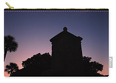 Sunset At The Gate Carry-all Pouch