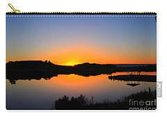 Sunset At The James M. Robb State Park Carry-all Pouch