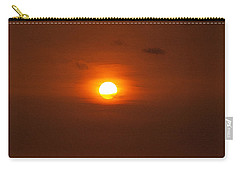 Sunset  Carry-all Pouch by Athala Carole Bruckner