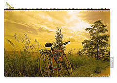 Sunset Biking Carry-all Pouch