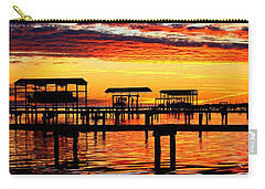 Sunset Breeze Carry-all Pouch