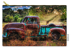 Sunset Chevy Pickup Carry-all Pouch