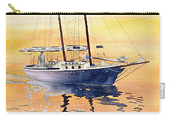 Sunset Cruise Carry-all Pouch by Melly Terpening