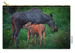 Table For Two Carry-all Pouch