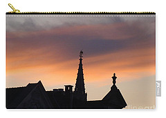 Sunset In Brussels Carry-all Pouch