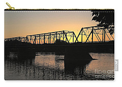 Sunset In June Carry-all Pouch