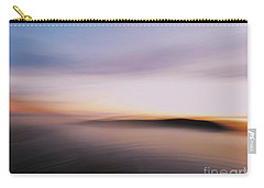 Carry-all Pouch featuring the photograph Sunset Island Dreaming by Andy Prendy
