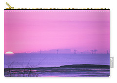 Sunset Carry-all Pouch by Spikey Mouse Photography