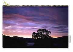 Sunset Lake Carry-all Pouch by Matt Harang
