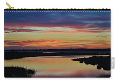 Sunset Marsh Carry-all Pouch