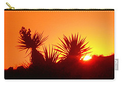 Sunset Near Castle Rock Carry-all Pouch