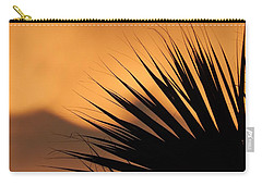 New Orleans Sunset Of The Oasis In The Sky Of Louisiana Carry-all Pouch by Michael Hoard
