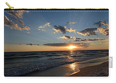 Sunset On Alys Beach Carry-all Pouch